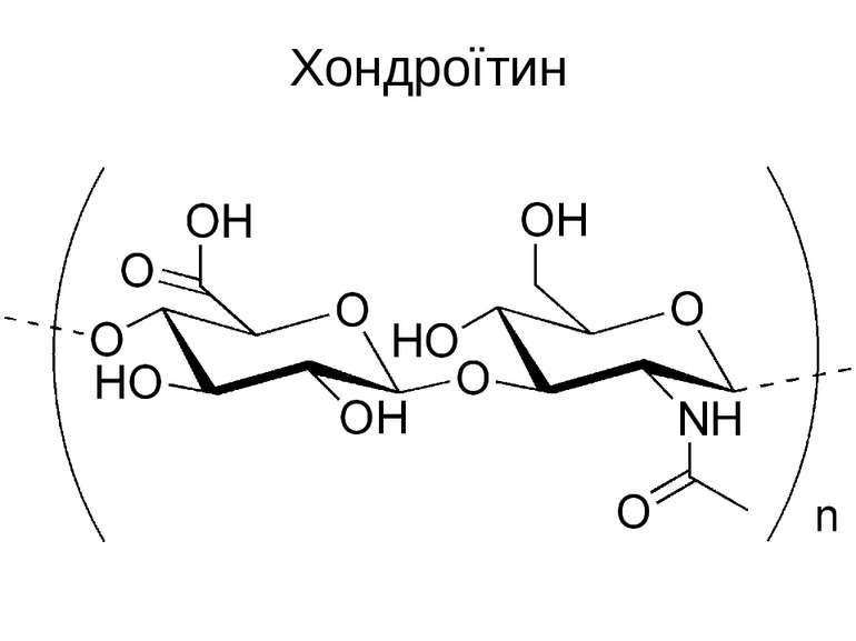 Хондроїтин