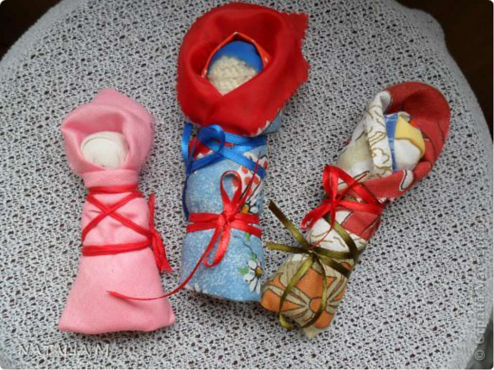 Куклы пеленашка своими руками