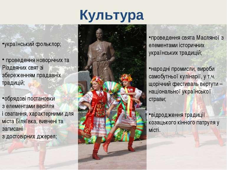 Культура проведення свята Масляної з елементами історичних українських традиц...