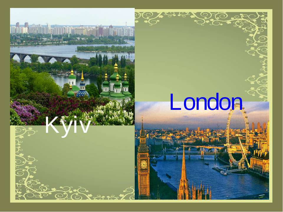 London Kyiv