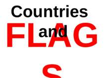 Knowledge of Countries and Flags