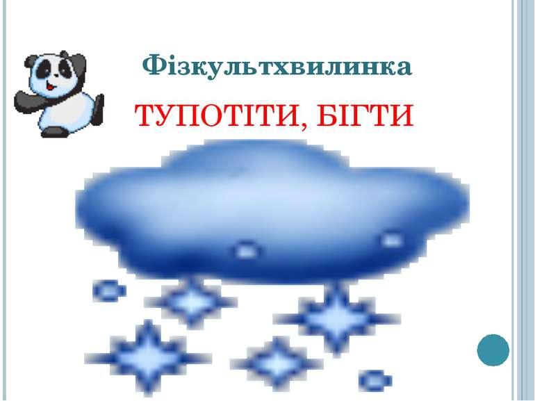 Фізкультхвилинка ТУПОТІТИ, БІГТИ