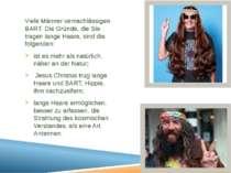 Viele Männer vernachlässigen BART. Die Gründe, die Sie tragen lange Haare, si...