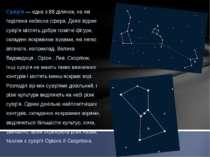Сузір'я— одна з 88 ділянок, на які поділенанебесна сфера. Деякі відомі сузі...