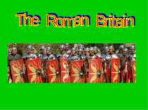 The Ancient Roman Britain
