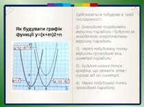 Пункт 3.4-3.5. Графік функції y=ax2 a>0 y=1,2x2