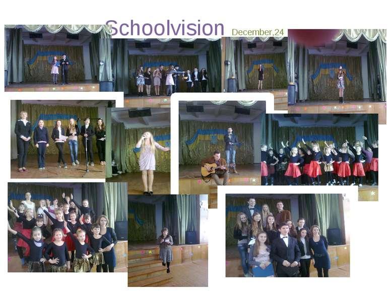 Schoolvision December,24