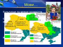 Мови… Культурне та мовне розмаїття в Україні майбутнього не сприйматиметься я...