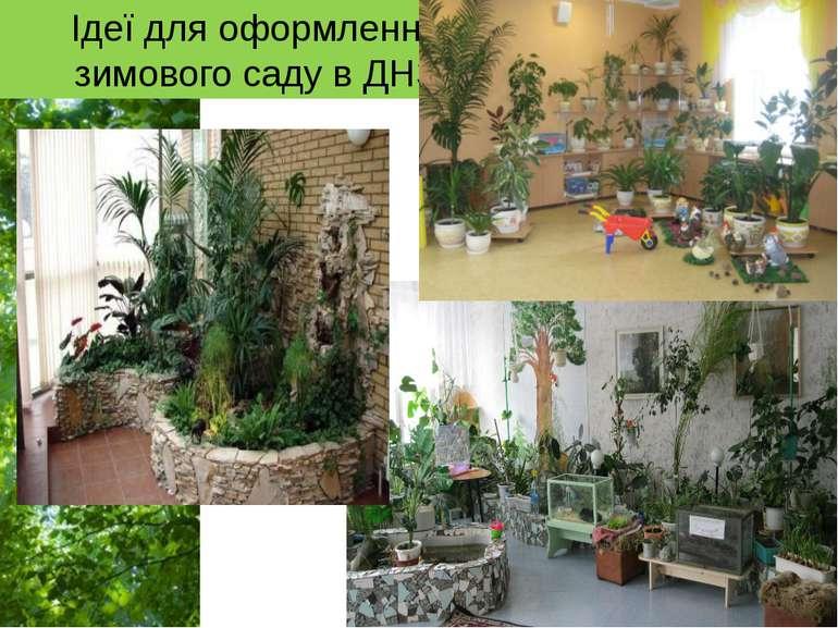 Ідеї для оформлення зимового саду в ДНЗ Free Powerpoint Templates Page
