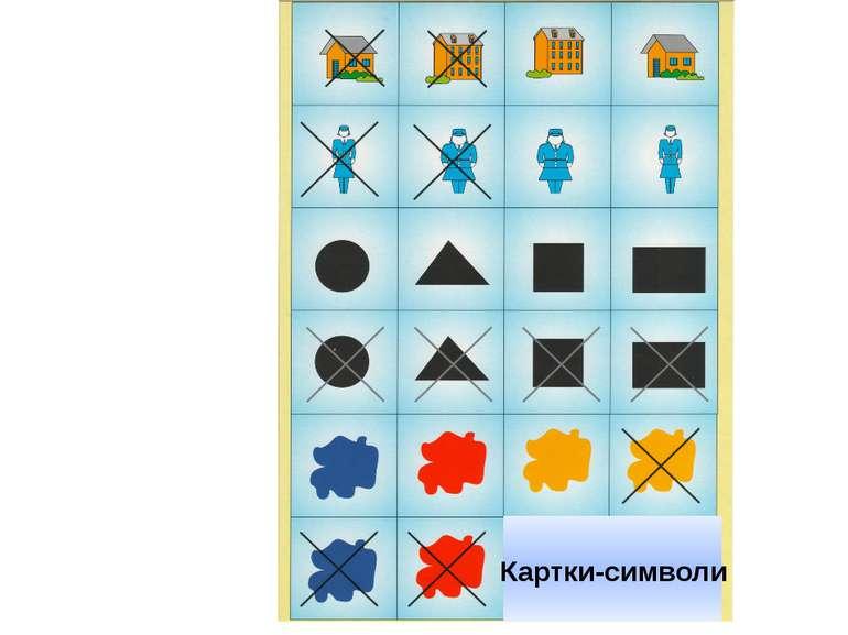 Картки-символи