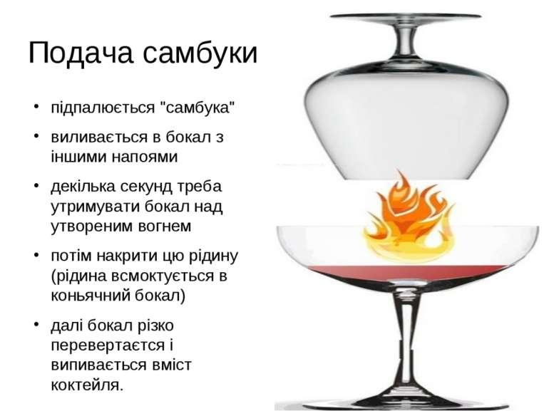 """підпалюється """"самбука"""" підпалюється """"самбука"""" виливається..."""