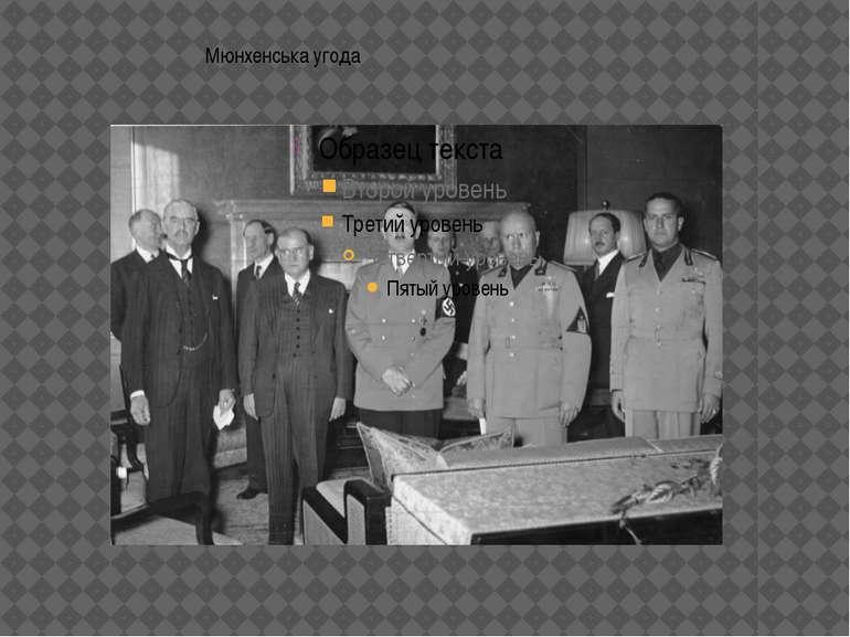 Мюнхенська угода