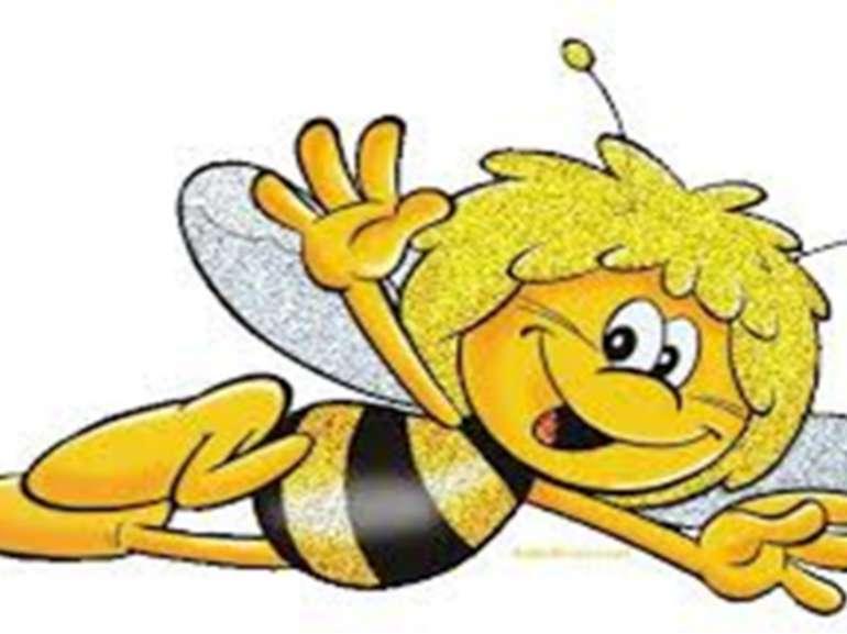 Бджілка трудівниця залетіла в клас, До роботи бджілка запросила нас. Зараз на...