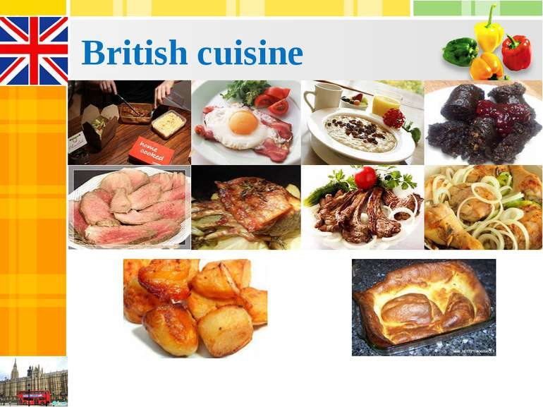british cuisine British cuisine is the specific set of cooking traditions and practices associated with the united kingdom historically, british cuisine means.