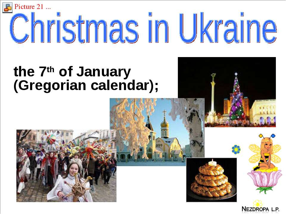 the 7th of January (Gregorian calendar); doknvs - null doknvs - null