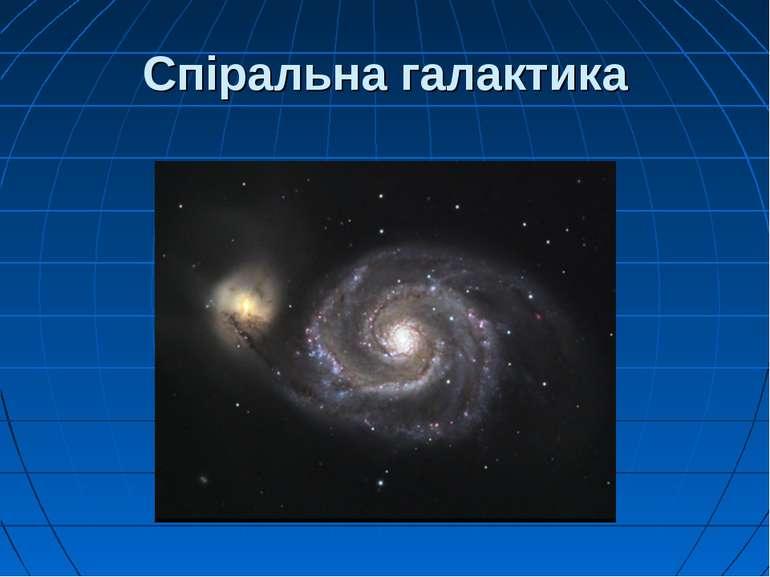 Спіральна галактика