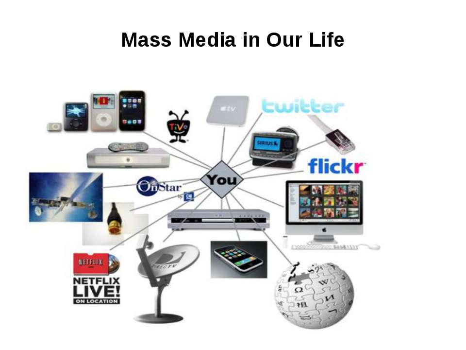 Mass Media in Our Life