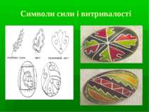 Символи сили і витривалості