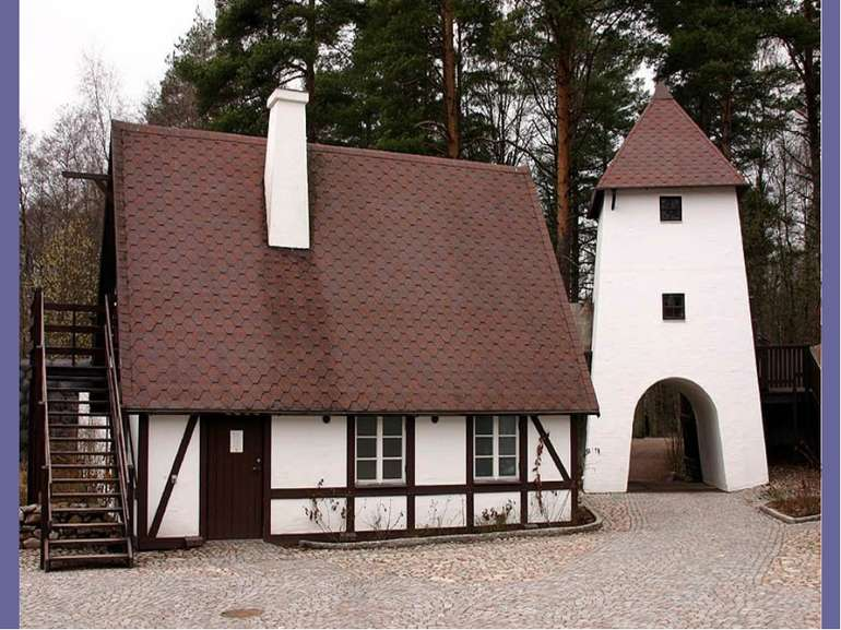 """В Віммербю з 1981 року працює дитячий парк розваг «Світ Астрід Лндгрен"""" (Astr..."""