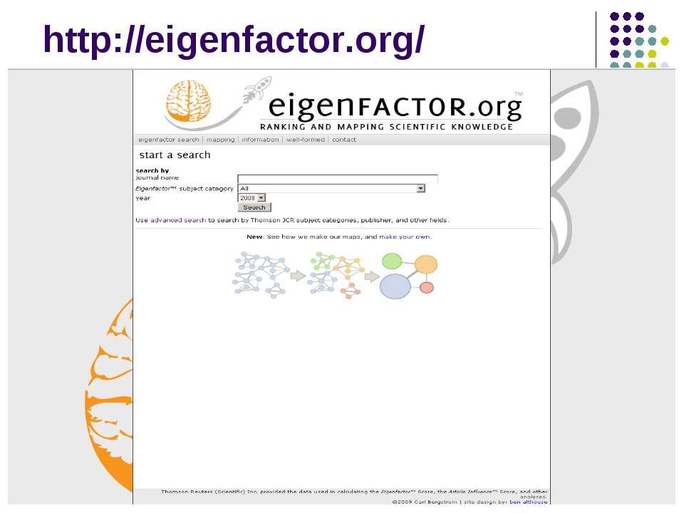 http://eigenfactor.org/