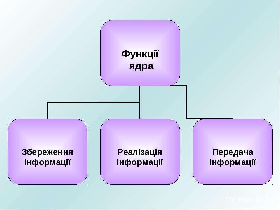 Юрченко Л.П.