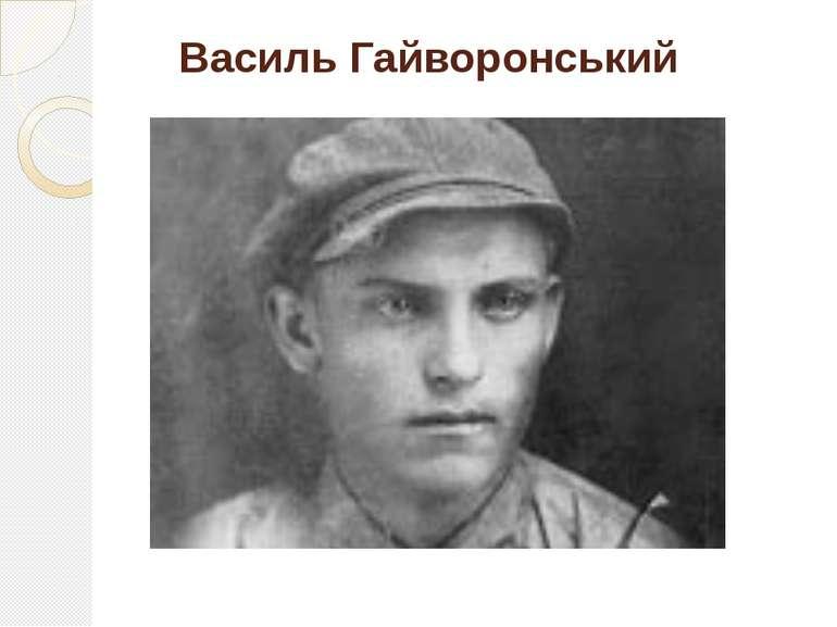 Василь Гайворонський