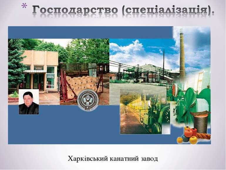 Харківський канатний завод