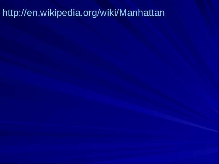 http://en.wikipedia.org/wiki/Manhattan