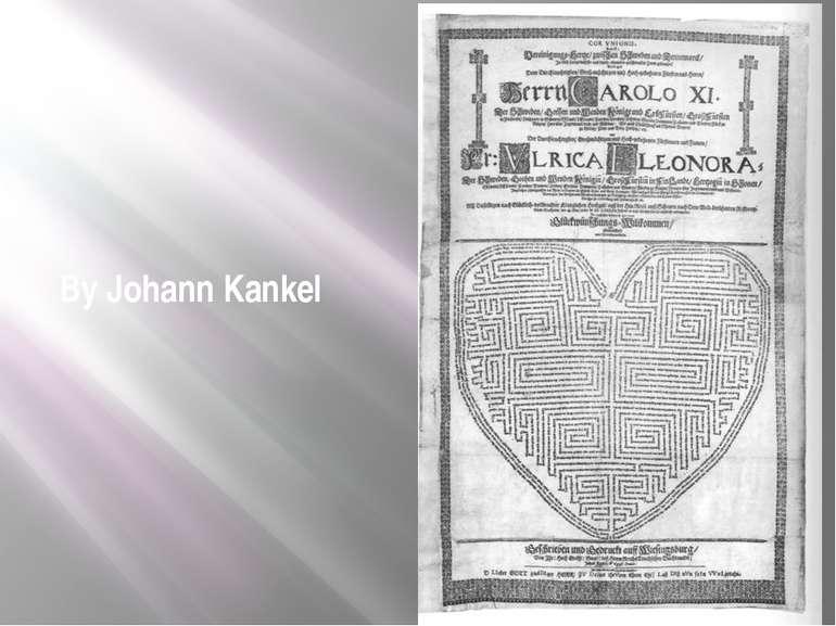 By Johann Kankel