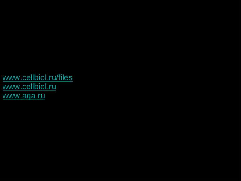 Джерела: 1. Біологія. 10 клас. Дидактичні матеріали до курсу / О. І. Ільченко...