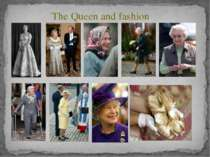 The Queen and fashion