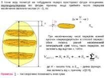 H x x З точки зору геометрії ми побудували переріз просторової фігури площина...