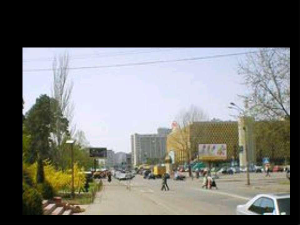 Вулиця А.Малишка в Києві