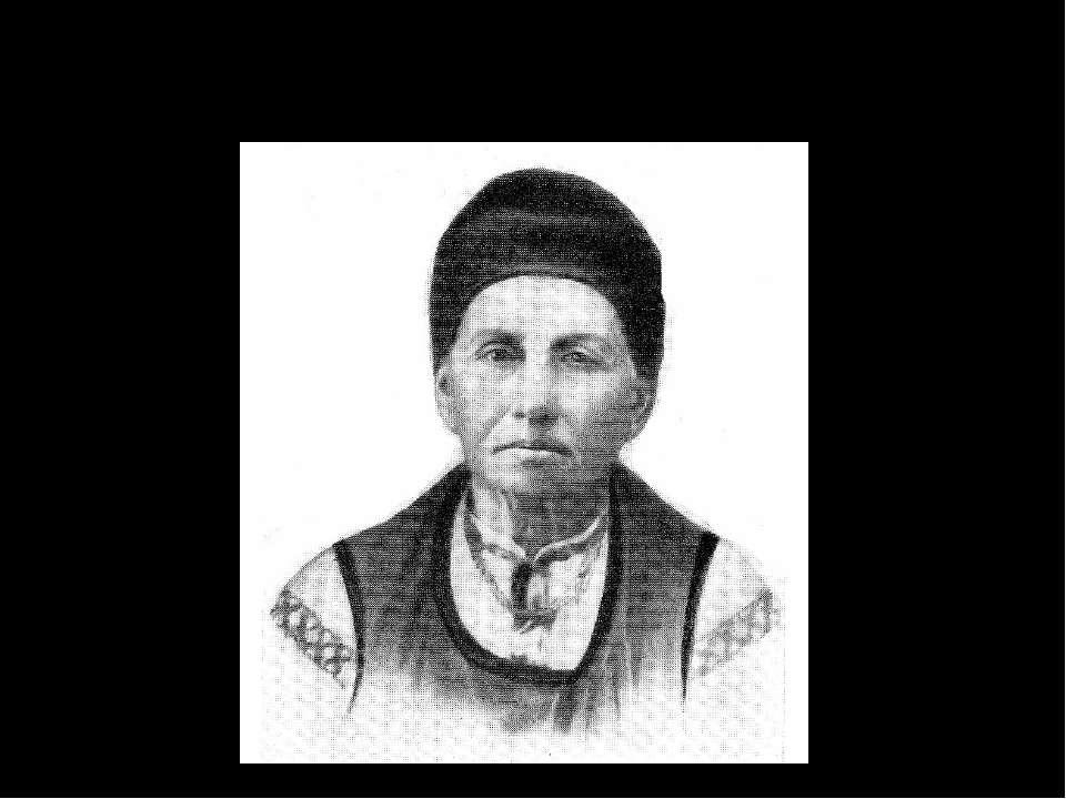 Мати поета – Ївга Остапівна