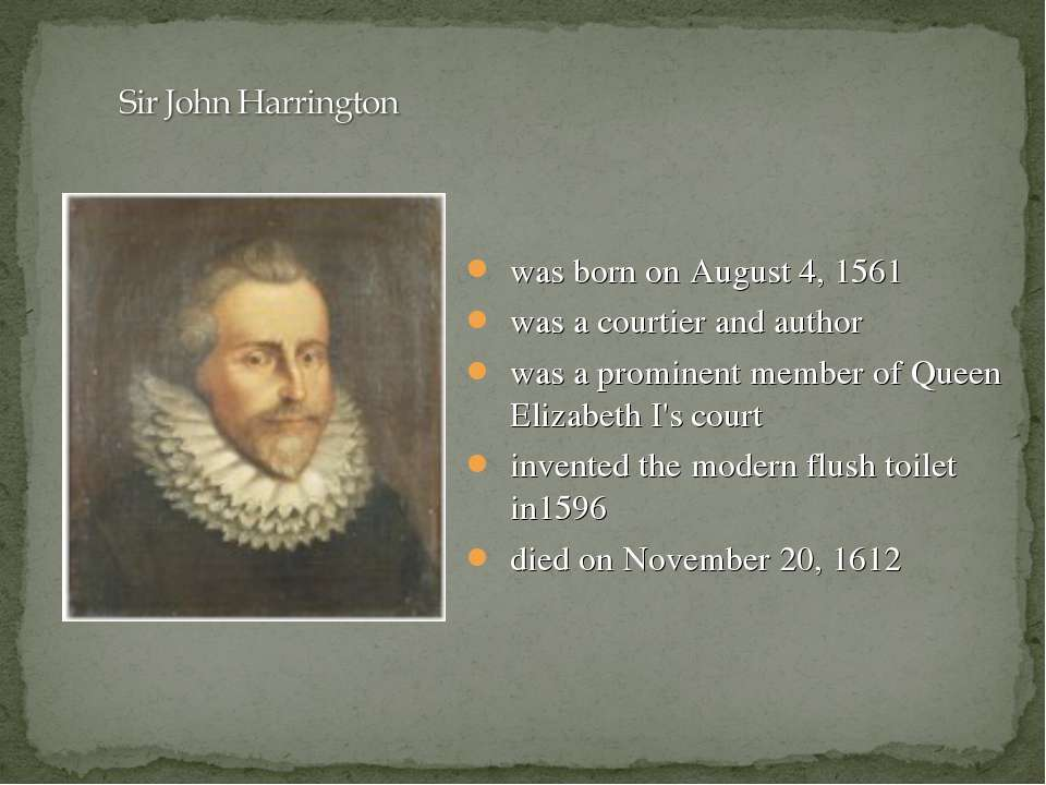 was born on August 4, 1561 was a courtier and author was a prominent member o...