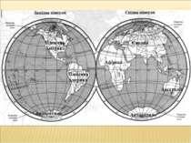 Євразія Африка Австралія Антарктида Антарктида Північна Америка Південна Америка