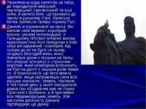 Перелякана орда налетіла на табір, де знаходилися київський, чернігівський, с...