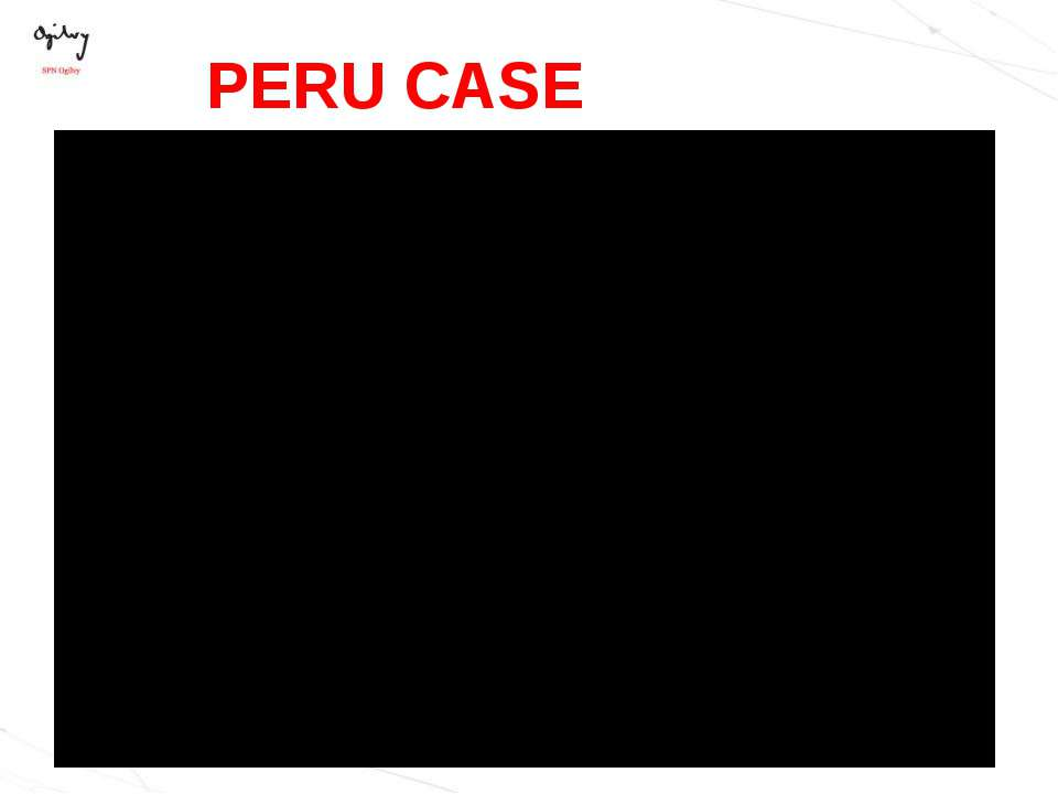 PERU CASE