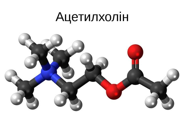 Ацетилхолін