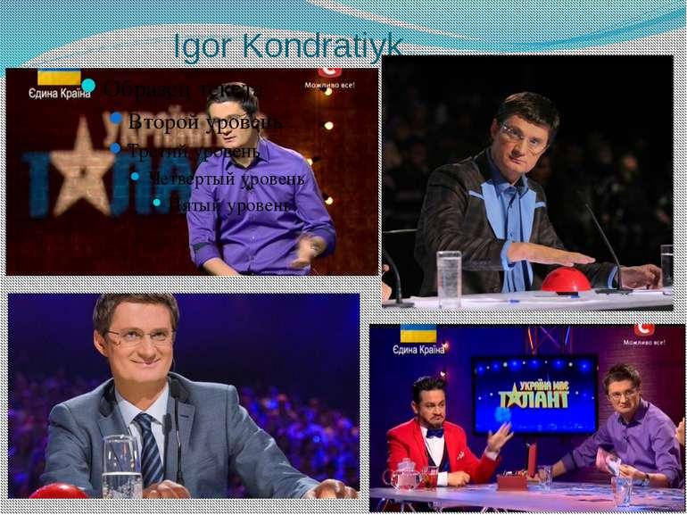 Igor Kondratiyk