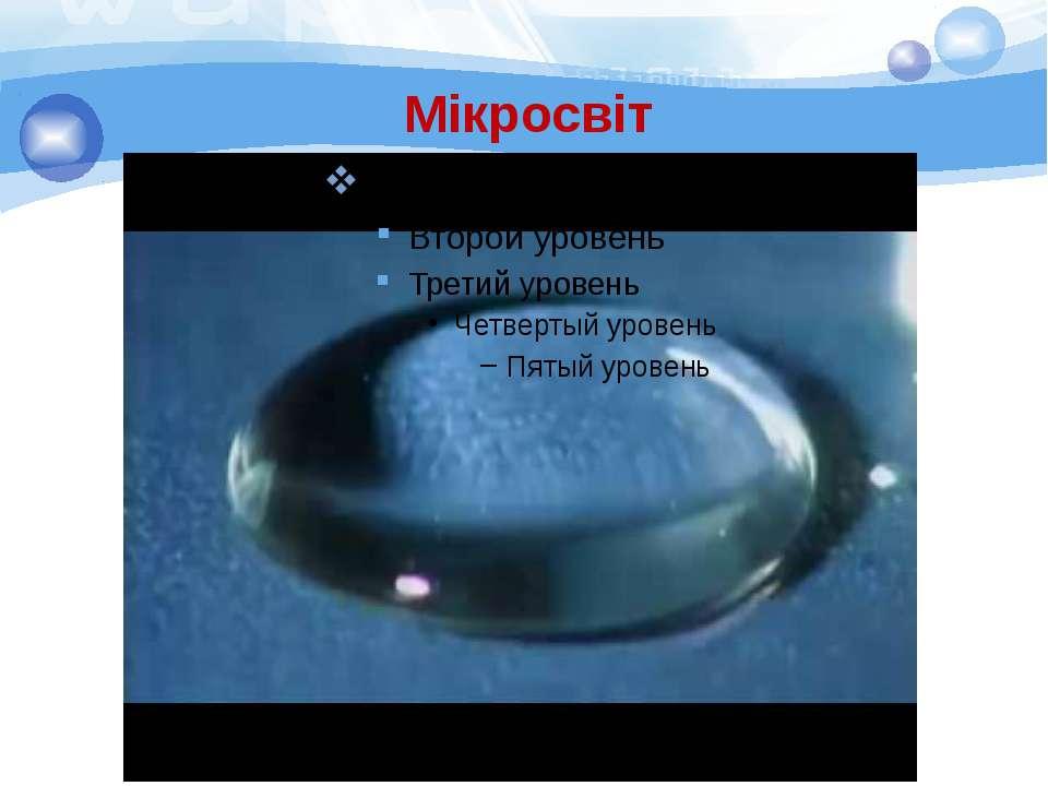 Мікросвіт