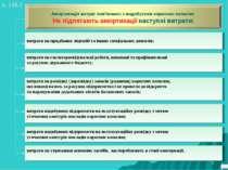 * витрати на придбання ліцензій та інших спеціальних дозволів; витрати на гео...
