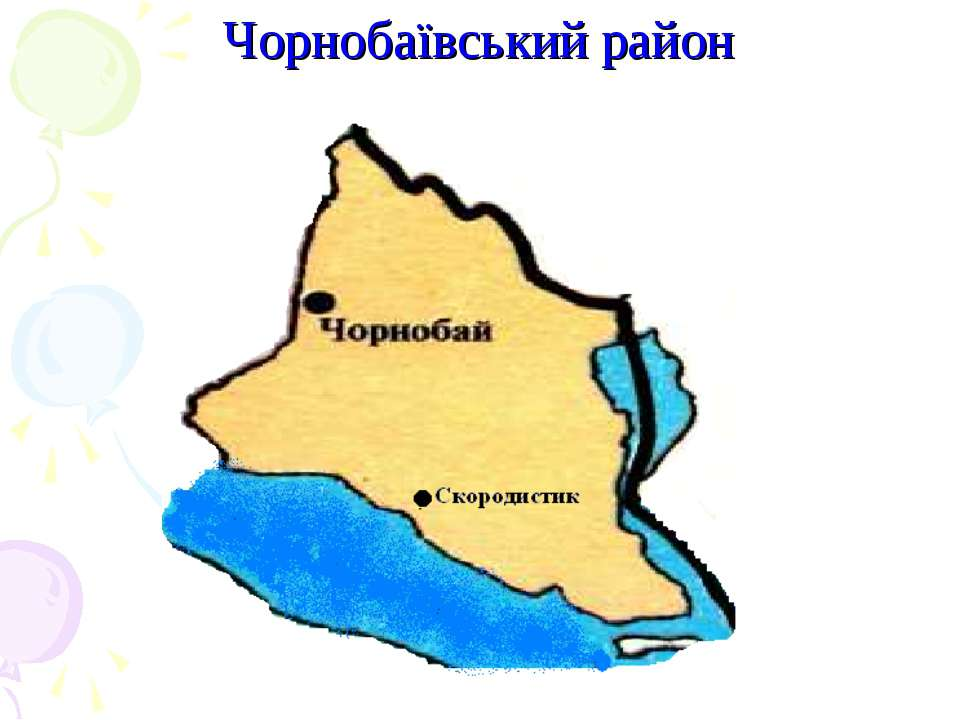 Чорнобаївський район