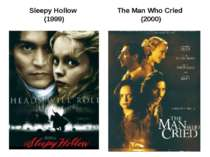 Sleepy Hollow (1999) The Man Who Cried (2000)