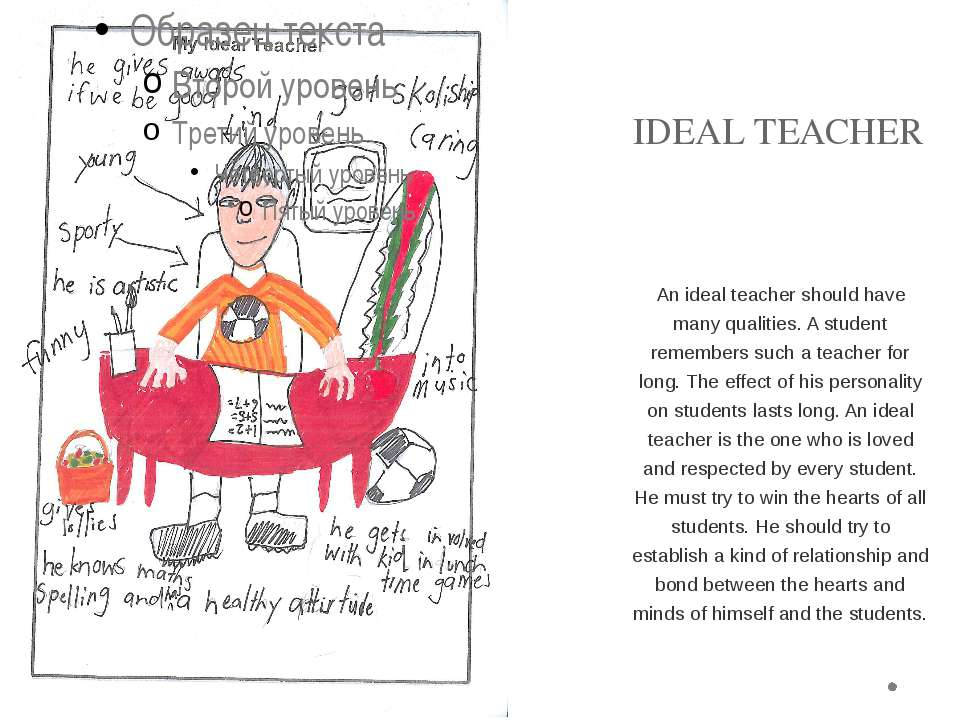 what qualities a teacher should have 6 qualities of successful esl teachers most of these qualities are what make good teachers no matter what subject or population of learners being taught 1.