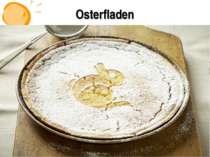 Osterfladen