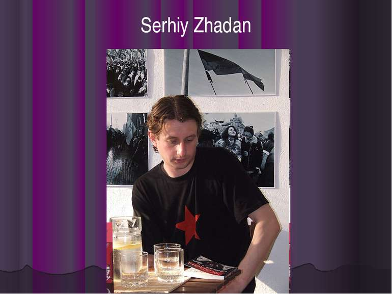 Serhiy Zhadan