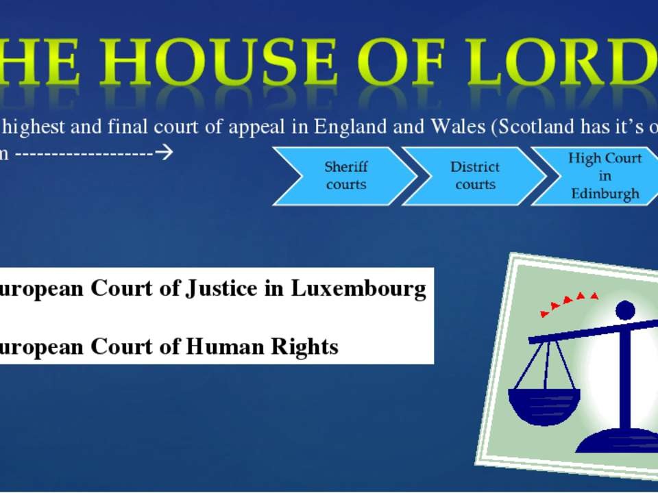 Is the highest and final court of appeal in England and Wales (Scotland has i...