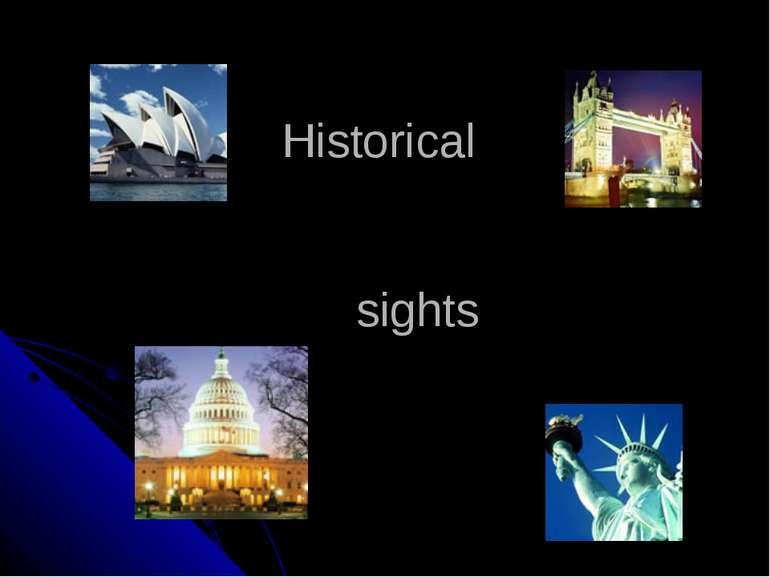 Historical sights