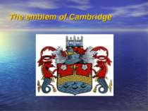The emblem of Cambridge